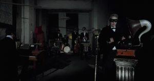 Orkestra Obsolete perform New Order's Blue Monday