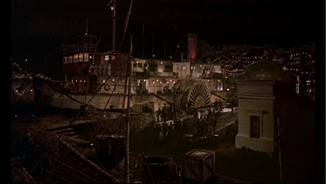 This impressive waterfront set was the main impetus for Hammer's The Terror of the Tongs (1961)