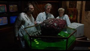 It's always a bad idea to nurture alien brain monsters: Ed Hunt's The Brain (1988)