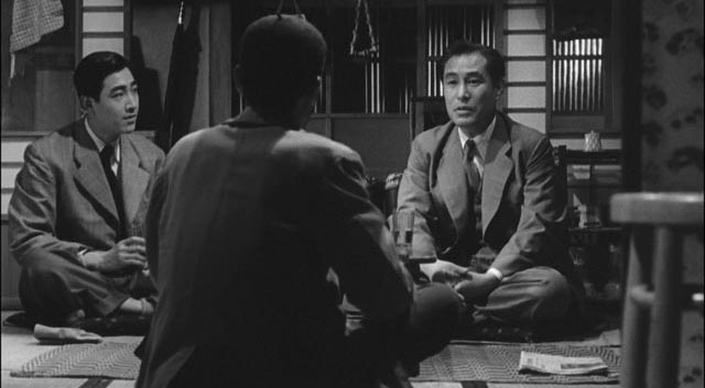 Ozu Yasujiro's <i>The Flavor of Green Tea Over Rice</i> (1952):<br> Criterion Blu-ray review