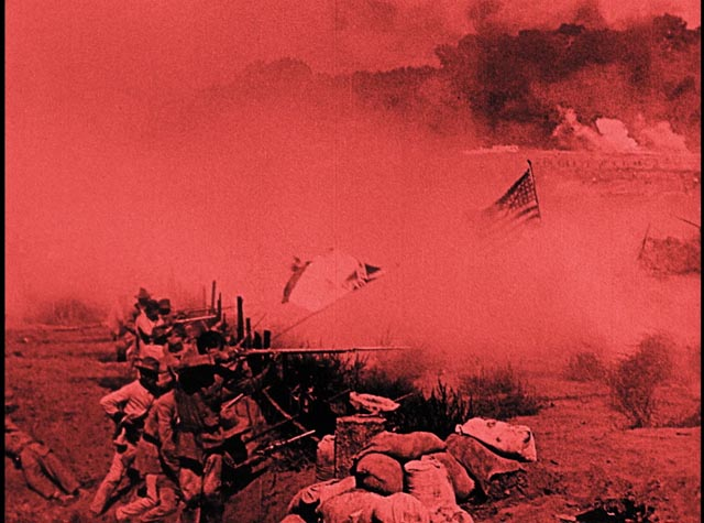 D.W. Griffith's Birth of a Nation (1915) is noted for its recreation of the Civil War
