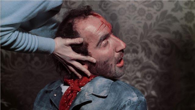Chiropractic excess in Norman J. Warren's Bloody New Year (1987)