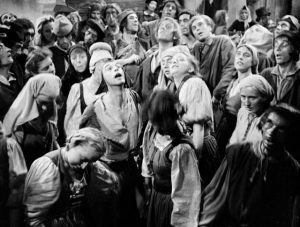 Communal madness spreads in G.W. Pabst's Paracelsus (1943)