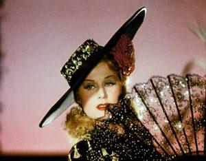 Zarah Leander torn between tropical decadence and her European homeland in Dietlef Sierck's La Habanera (1937)