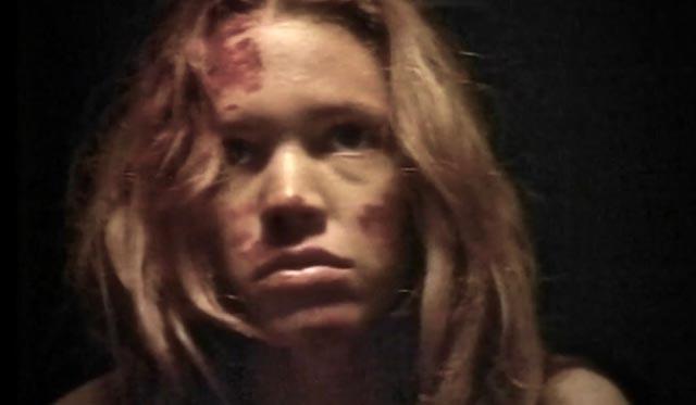 Kelley Bohanon as sullen time traveler Karen in Peter Fonda's Idaho Transfer (1973)