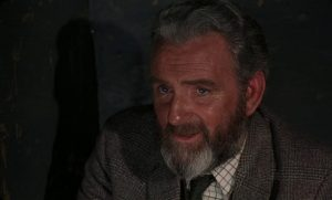 Andrew Keir as Nigel Kneale's thoughtful scientist in Roy Ward Baker's Quatermass and the Pit (1967)