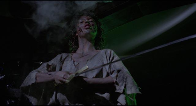A vengeful witch seeks murderous retribution in Norman J. Warren's Terror (1978)