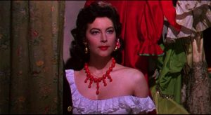 Fiercely independent, Maria Vargas (Ava Gardner) is nonetheless trapped by the way men see her in Joseph L. Mankiewicz's The Barefoot Contessa (1954)