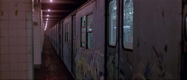 Pre-clean up New York City is a fitting location for a vicious killer in Lucio Fulci's The New York Ripper (1982)