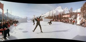 The Ice Capades in Switzerland: Cinerama Holiday (1955)