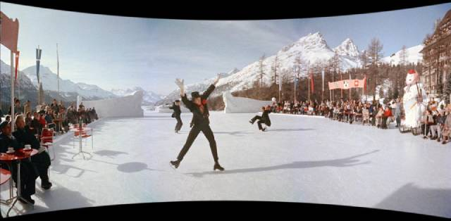 The Ice Capades in Switzerland: Cinerama Holiday (1955)