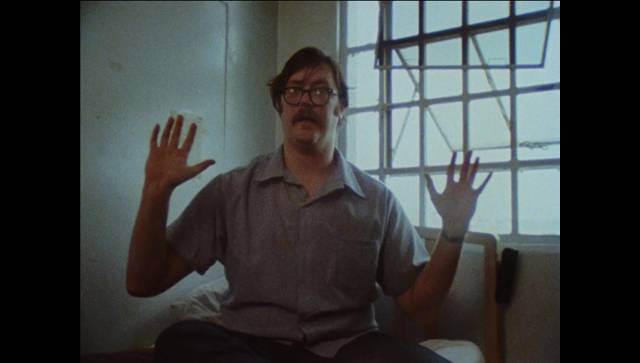 Serial killer Ed Kemper interviewed in Sheldon Renan's The Killing of America (1981)