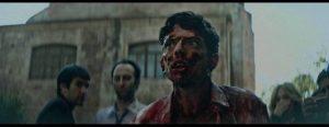 Nico (Javier Bodalo) has a rough date in Roberto San Sebastian's The Night of the Virgin (2018)