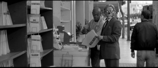 The world beneath the surface illusion in John Carpenter's They Live (1988)