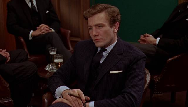 Writer Charlie Bubbles (Albert Finney) is bored with his success in Albert Finney's Charlie Bubbles (1968)