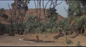 The body and sexuality are unselfconsciously displayed in Pier Paolo Pasolini's The Arabian Nights (1074)