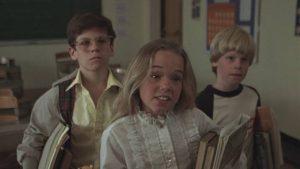 Cheerfully sociopathic kids terrorize the neighbourhood in Ed Hunt's Bloody Birthday (1980)