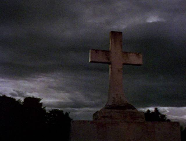The power of the Church is active in Gerardo De Leon's Curse of the Vampires (1966)