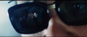 Warden Goda (Fumio Watanabe) watches Nami (Meiko Kaji) being assaulted on his orders in Shunya Ito's Female Prisoner Scorpion: Jailhouse 41 (1972)