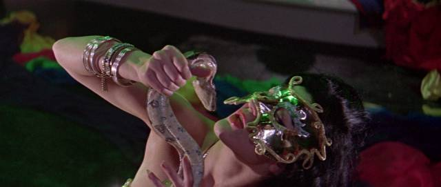 ... which includes reptile kink courtesy of Maria (Norma Marla) in Terence Fisher's The Two Faces of Dr. Jekyll (1960)