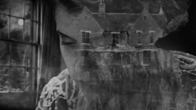 The house assumes a ghostly presence in Ashley Thorpe's Borley Rectory (2017)