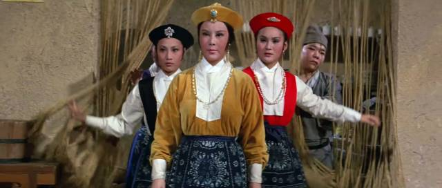 More than just waitresses: resistance fighters at the Inn in King Hu's The Fate of Lee Khan (1973)