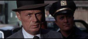 Madigan (Richard Widmark) prepares to fix his mistake in Don Siegel's Madigan (1968)