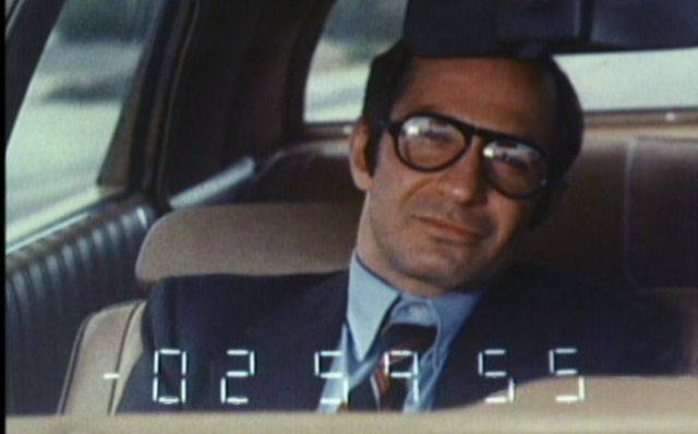 Time is running out for Agent Graves (Ben Gazzara) in Michael Crichton's Pursuit (1972)