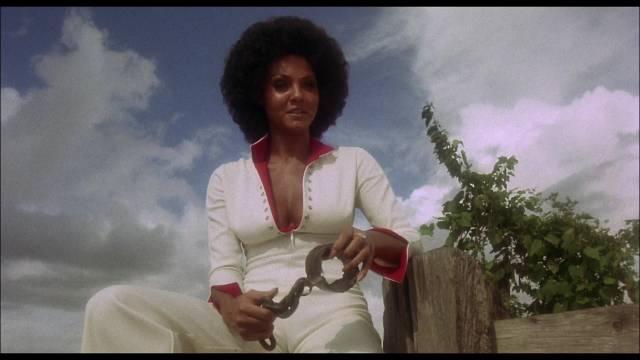 "Diane ""Sugar"" Hill (Marki Bey) uses voodoo to get revenge in Paul Maslansky's Sugar Hill (1974)"