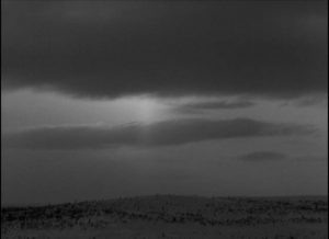 The majestic landscape of Northern Lapland documented in Erik Blomberg's The White Reindeer (1952)
