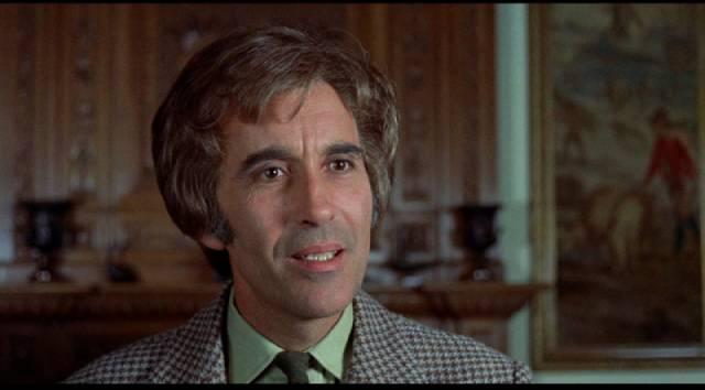 Christopher Lee as Lord Summerisle in Robin Hardy's The Wicker Man (1973)
