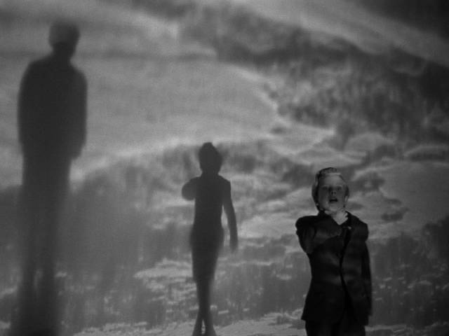 His father's execution hangs over Danny Hawkins' childhood in Frank Borzage's Moonrise (1948)