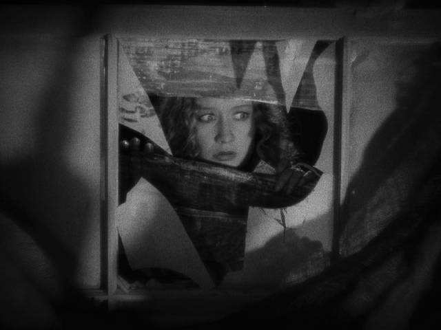 Temple (Miriam Hopkins) suddenly finds herself in a world stripped of security in Stephen Roberts' The Story of Temple Drake (1933)