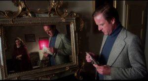 Jennifer O'Neill's visions cast suspicion on her husband in Lucio Fulci's The Psychic (1977)