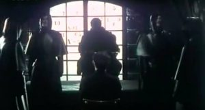 Rats take on human form and infiltrate society in Krsto Papic's The Rat Savior (1976)