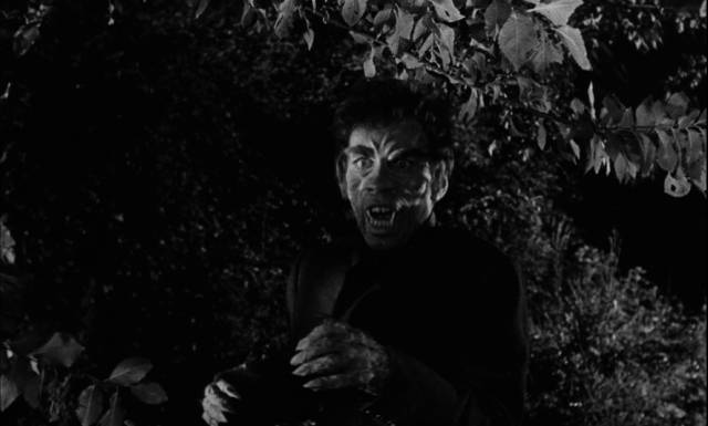 Old-school lycanthropy in Paolo Heusch's Werewolf in a Girls' Dormitory (1961)