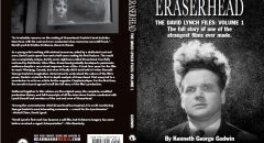 BearManor Media Eraserhead: David Lynch Files Volume 1 cover