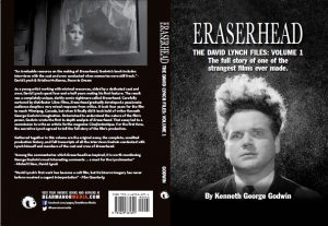 BearManor Media Eraserhead: David Lynch Files Volume 1 cover