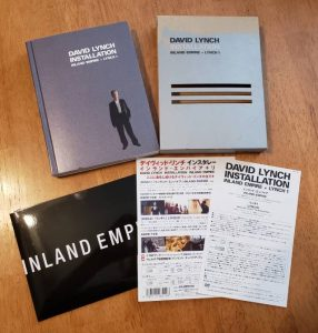 Deluxe Japanese edition of David Lynch's masterpiece Inland Empire