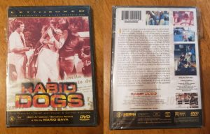 Mario Bava's posthumous masterpiece, Rabid Dogs, in its first incarnation from Lucertola