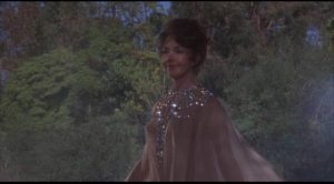 Jennifer Jones as you never expected to see her in Robert Thom's Cult of the Damned (1969)