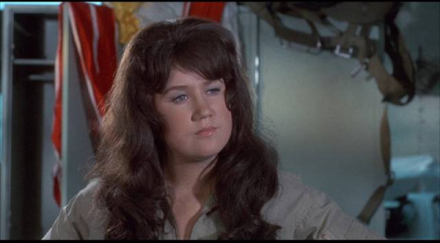 Tara Nicole Steele (Holly Near) has lived her whole life with her parents' contempt in Robert Thom's Cult of the Damned (1969)