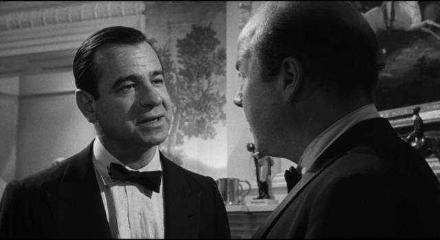 Walter Matthau as the hawkish national security advisor Dr. Groeteschele in Sidney Lumet's Fail-Safe (1964)
