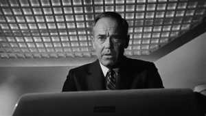 Henry Fonda as the President dealing with nuclear disaster in Sidney Lumet's Fail-Safe (1964)