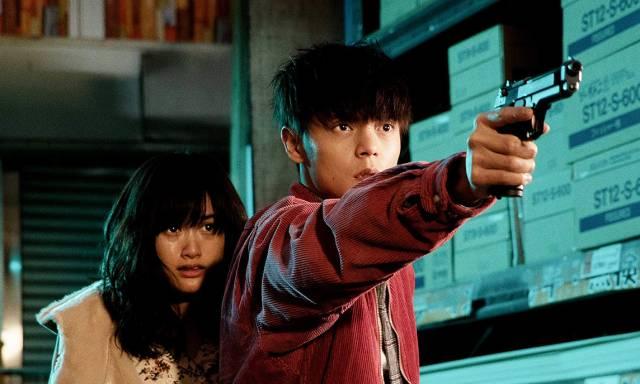Boxer Leo (Masataka Kubota) and prostitute Monica (Sakurako Konishi) face off against yakuza gangs in Takashi Miike's First Love (2019)