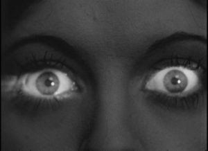 Carole Lombard is possessed by the soul of a killer in Victor Halperin's Supernatural (1933)