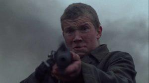 Flyora (Alexei Kravchenko) takes aim at horror itself in Elem Klimov's Come and See (1985)