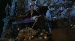 Andrew Williams (Stefan Arngrim) embraces his true nature in Frank LaLoggia's Fear No Evil (1981)