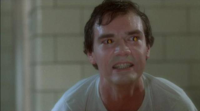 Andrew Williams (Stefan Arngrim) deals with more than the usual teen angst in Frank LaLoggia's Fear No Evil (1981)