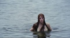 Emily (Mariclare Costello) haunts a Connecticut idyll in John Hancock's Let's Scare Jessica to Death (1971)